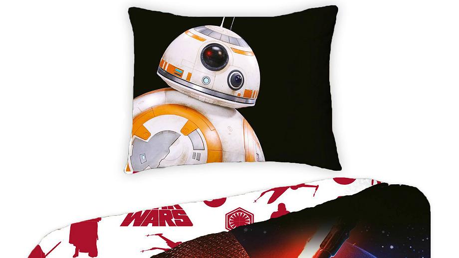 Zaisťujeme miestnosť pre fanúšikov Star Wars