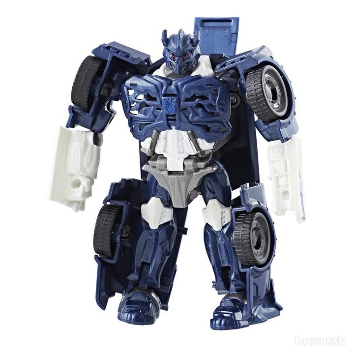 HASBRO transformer MV5 BARRICADE C3419
