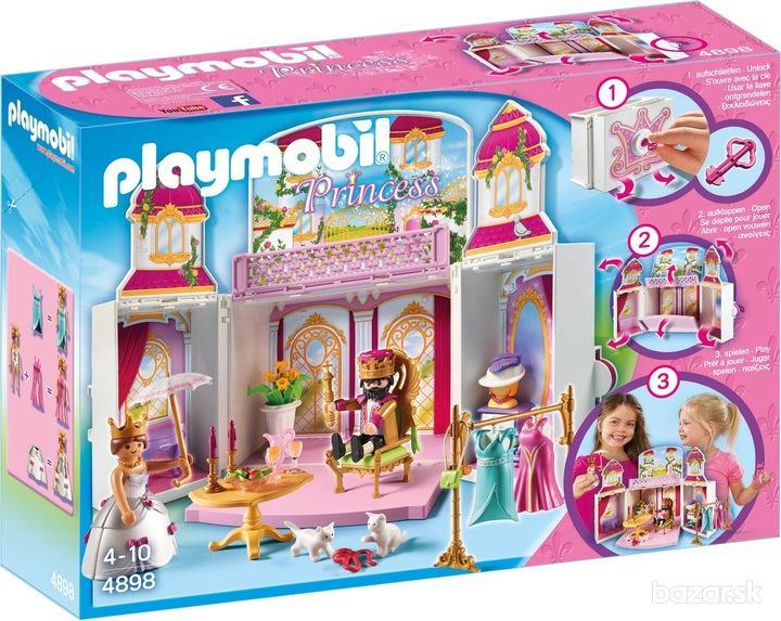 Playmobil 4898-Zámok Krolewski