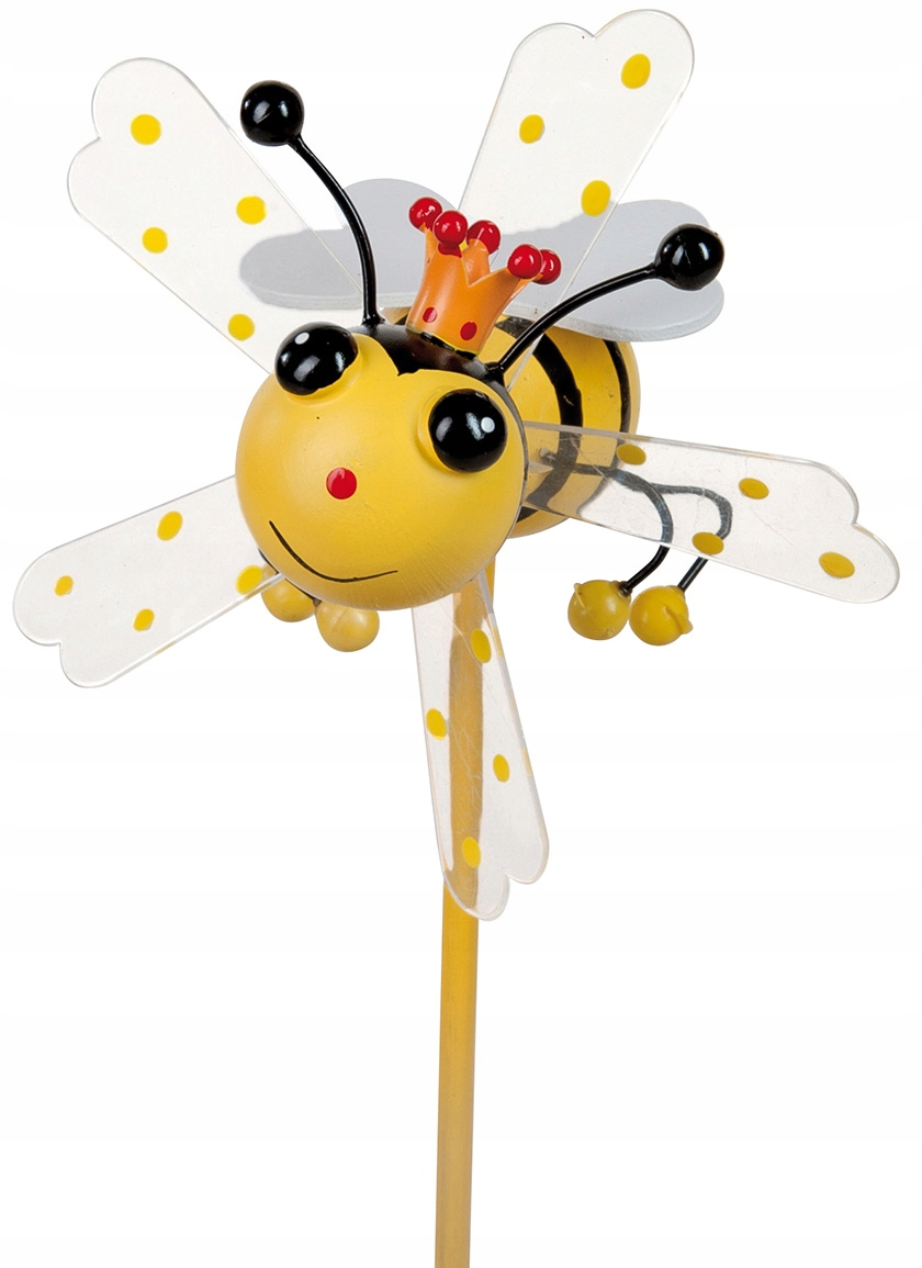 Tib Windmill Bee Med Junior 35,5 cm Drevo